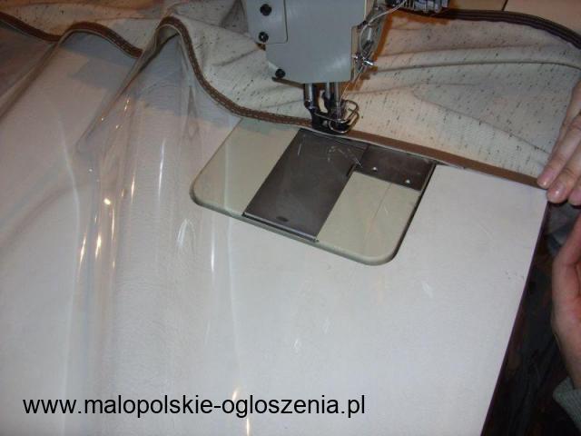 naprawa przedsionki kampingowe, szycie altany parasole pokrycia na lodzie
